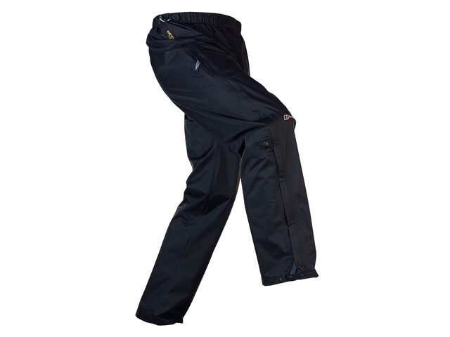 BERGHAUS Men's Gore-Tex Paclite Shell Surpantalon long noir